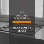 Effective Employee Performance Evaluations (2 CE Hours)